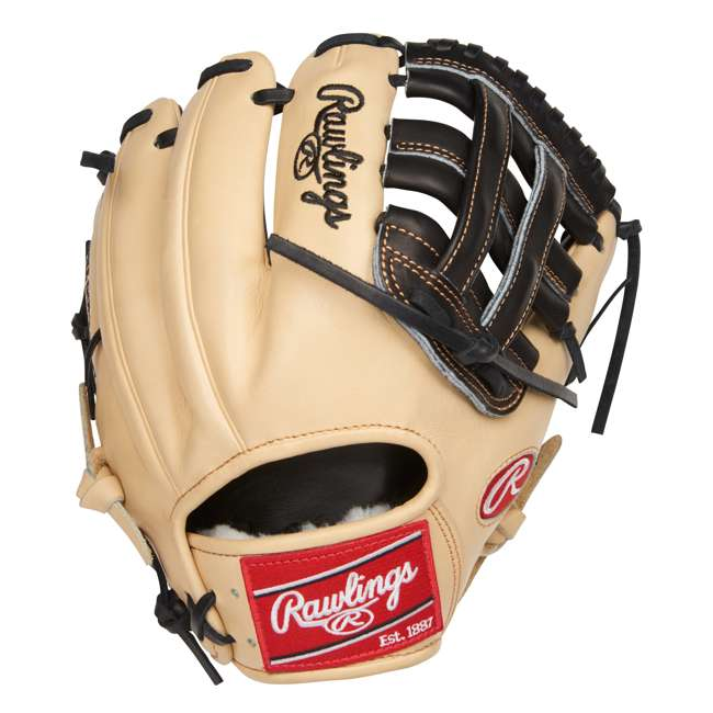 PROS204-6BC Rawlings Pro Prefered 11.5-Inch Infield Adult Baseball Glove 2