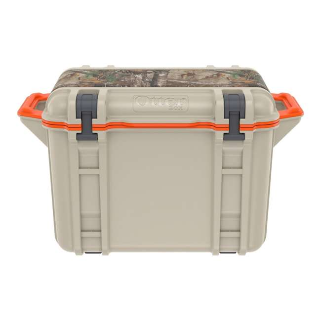 77-54464 Otterbox Venture Heavy Duty Outdoor Camping Fishing Cooler 45-Quarts, Back Trail 3