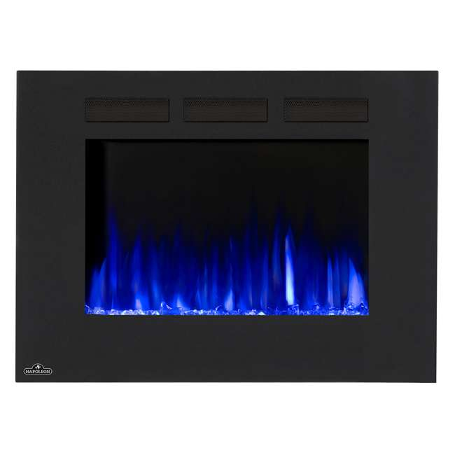 NEFL32FH-OB Napoleon Allure 32-Inch 5000 BTU Wall Hanging Electric Fireplace (Open Box) 3
