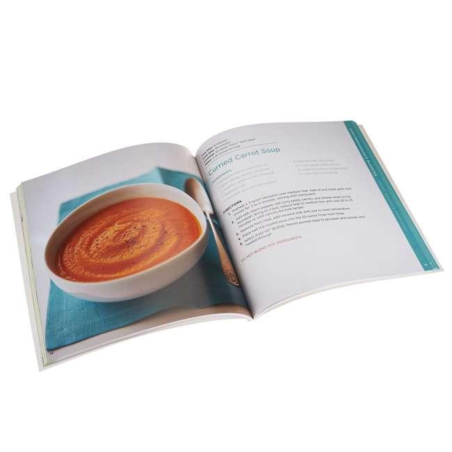 BL610_EGB-RB + CB492W Ninja 100 Recipe Book & Work Top Blender (Certified Refurbished) 8