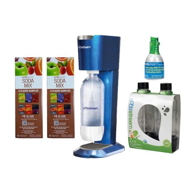 Sodastream Genesis Home Sparkling Water Maker Starter Kit