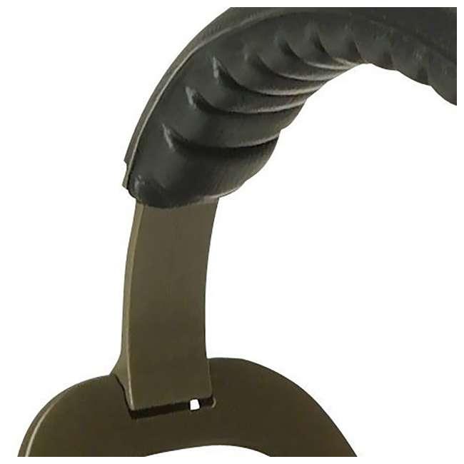 GWP-AM360NXT Walker's Alpha Muffs 360 Hearing Enhancement Earmuffs, Camo 3