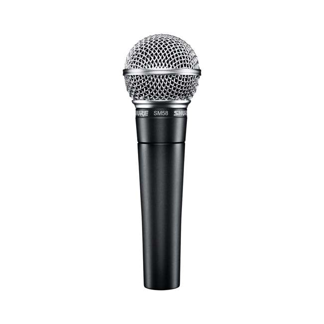 SM58-CN Shure SM58-CN Professional Vocal Microphone & Cable (2 Pack) 2