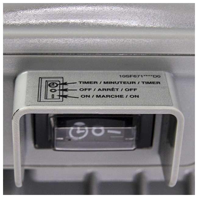 28647EG Intex 2800 GPH Above Ground Pool Sand Filter Pump 5