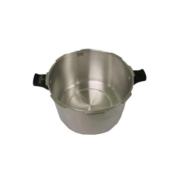 01755 Presto 01755 16 Quart Aluminum Pressure Canner Cooker 2