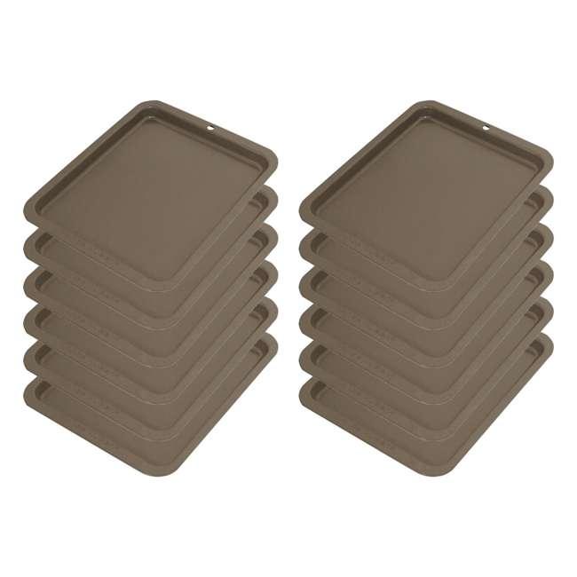 12 x B24TC Range Kleen 8 x 10-Inch Small Non-Stick Baking Sheet (12 Pack)