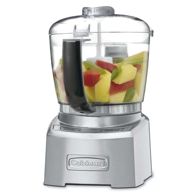 CH-4DC-RB-U-A Cuisinart Elite Collection 4 Cup Chopper and Grinder (Refurbished) (Open Box) 2