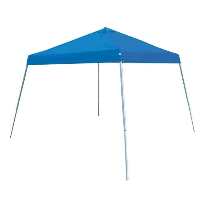 SLANT10-BL King Canopy 10 x 10 Foot Slanted Leg Canopy, Blue