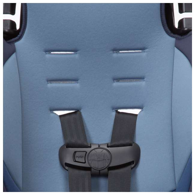 BC121EPP Cosco Finale DX 2-in-1 Convertible Car Seat, Sport Blue 7