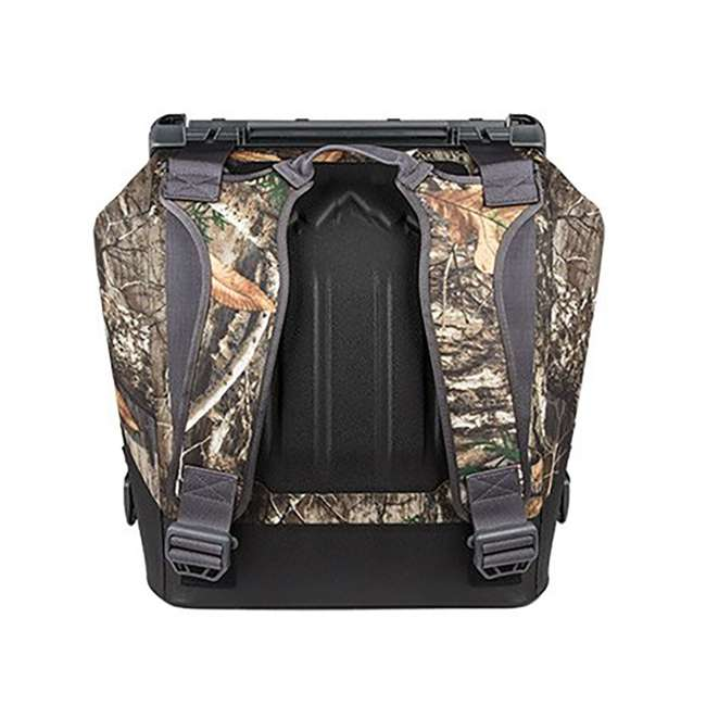 77-57748 OtterBox 30-Quart Softside Trooper Cooler with Carry Strap, Forest Edge Camo