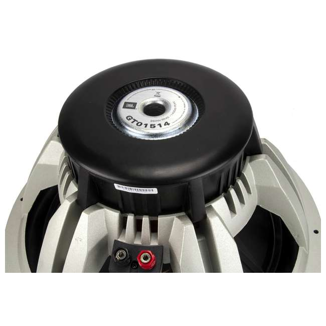 GTO1514 JBL 15-Inch 1400W Subwoofer   GTO1514 1
