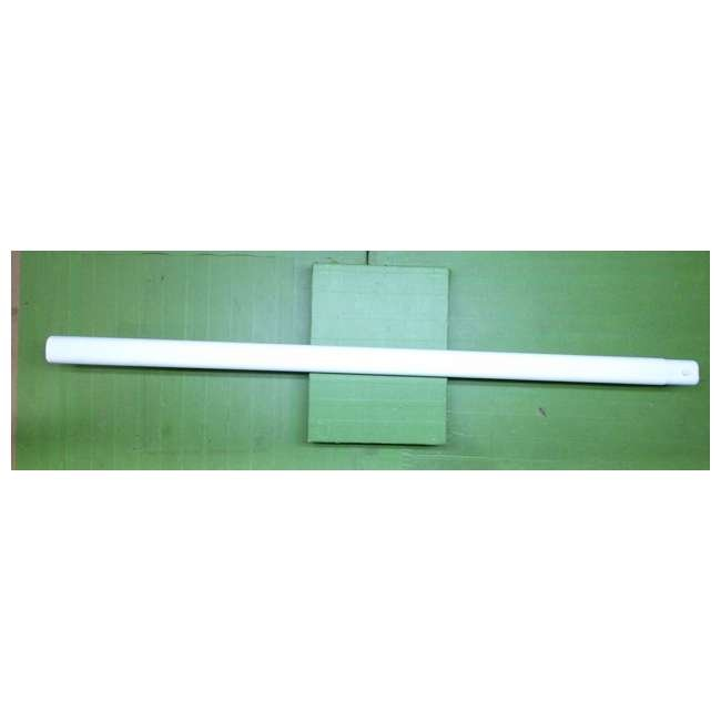 12461-Vertical-Leg Intex 12461, Vertical Leg for Round Prism Frame Pools (New Without Box) 1