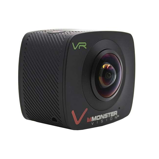 CAMVR-0360-A Monster Digital Vision 360 VR Virtual Reality Camera Set 2