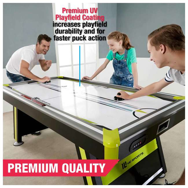 AWH080_037M MD Sports Air Powered 80 x 42-Inch 2 Player Air Hockey Table w Electronic Scorer 5