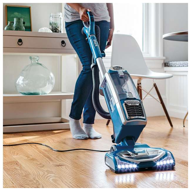 NV682 + 69944A Shark Rotator 2-in-1 Upright Vacuum & OxiClean Carpet Washer 2
