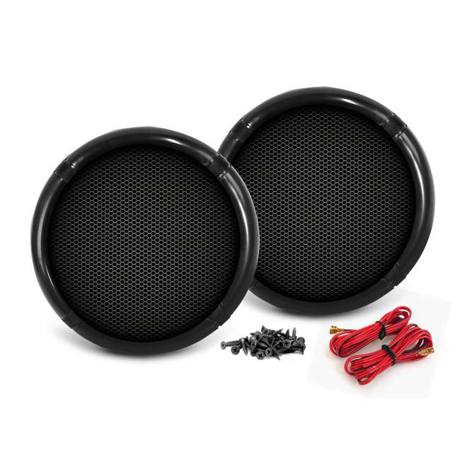 652GS Pyramid 652GS 6.25-Inch 200W Speakers (Pair) 3