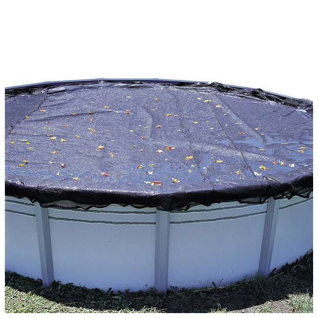 6 x CO912 Swimline 12-Foot Round Above Ground Pool Leaf Net Top Cover, 15 Foot (6 Pack) 4