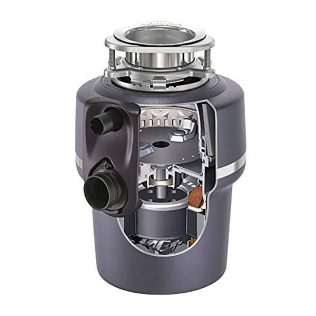 ESSENTIAL-XTR-OB InSinkErator Evolution Essential XTR Garbage Disposal 3