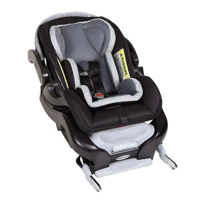 CS61779 Baby Trend Secure Snap Gear 32 Portable Rear Facing Infant Baby Car Seat, Kepler 2