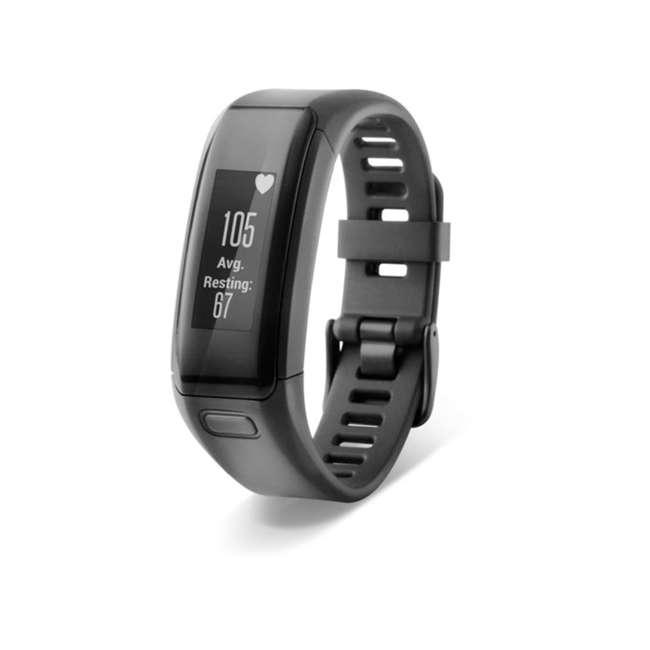 010-N1955-03-RB Garmin 010-N1955-03 vivosmart HR XL Fitness Tracker (Certified Refurbished) 1