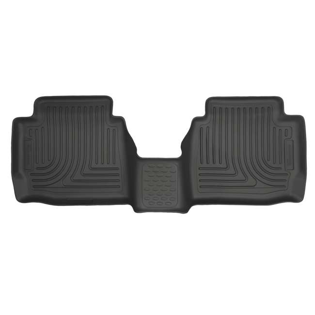 HUSKY-99751-OB Husky Liner Weatherbeater Front & Second Floor Liner for Ford Fusion or Lincoln MKZ 3