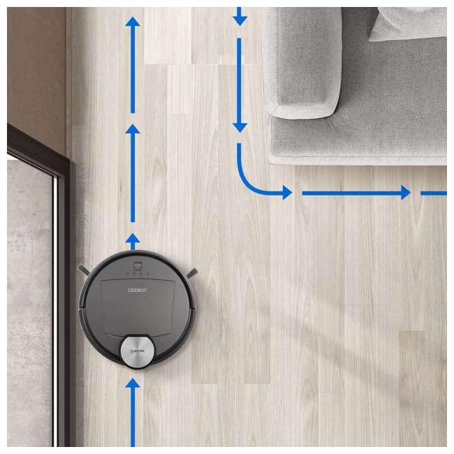DEEBOTR95-U-C Ecovacs DEEBOT R95 Multi-Floor Pet Cleanup Robotic Mop and Vacuum (For Parts) 5
