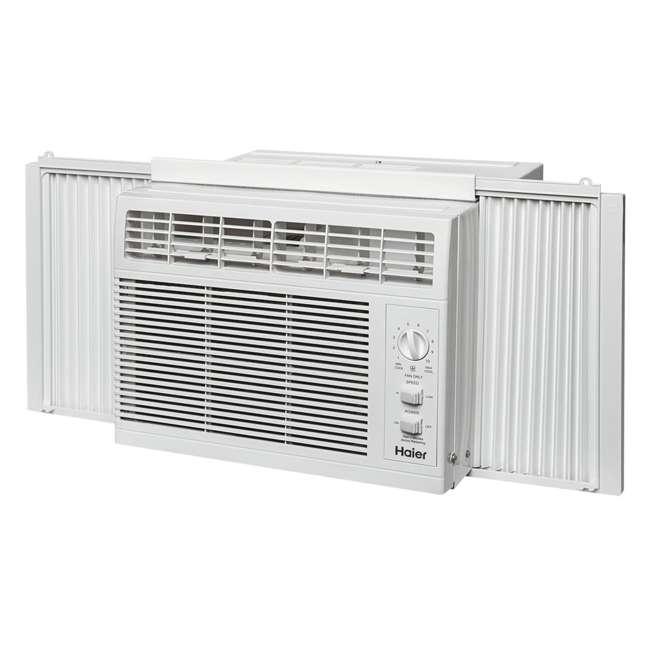 QHV05LX Haier QHV05LX 5,050 BTU Electric Room Dehumidifying Window Air Conditioner Unit 1