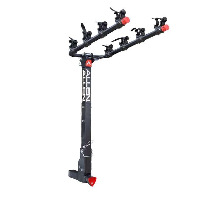 542QR Allen Sports 2-Inch Hitch Deluxe 4-Bike Rack
