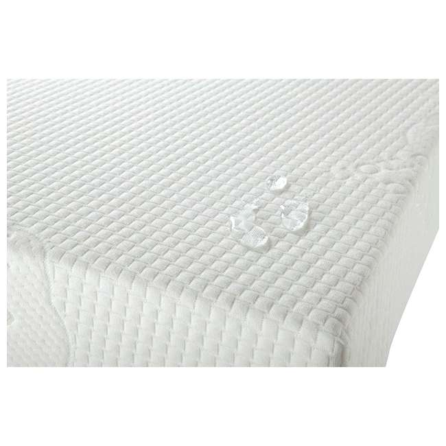 06711-300 + 04530-661 Graco Crib d Mattress & Graco Stanton 4-in-1 Convertible Crib 4