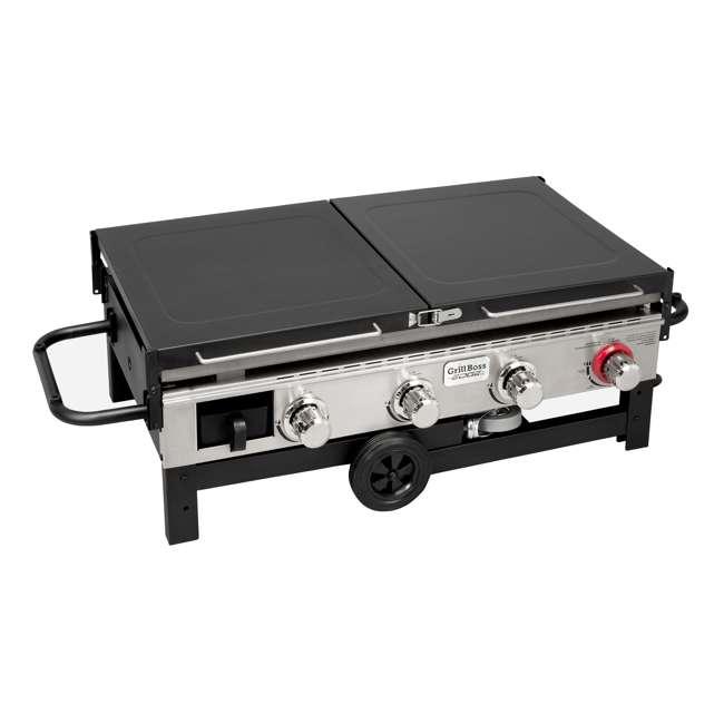 GGC1643V Grill Boss Edge LP Propane Gas Griddle 1