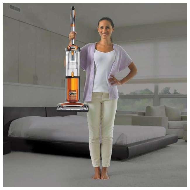 NV484_EGB-RB Shark NV484 Rocket Pro Upright Bagless Vacuum, Orange (Certified Refurbished) 2
