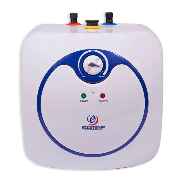 EM-2.5 Eccotemp EM 2.5 Gallon Under Sink Electric Mini Storage Tank Hot Water Heater