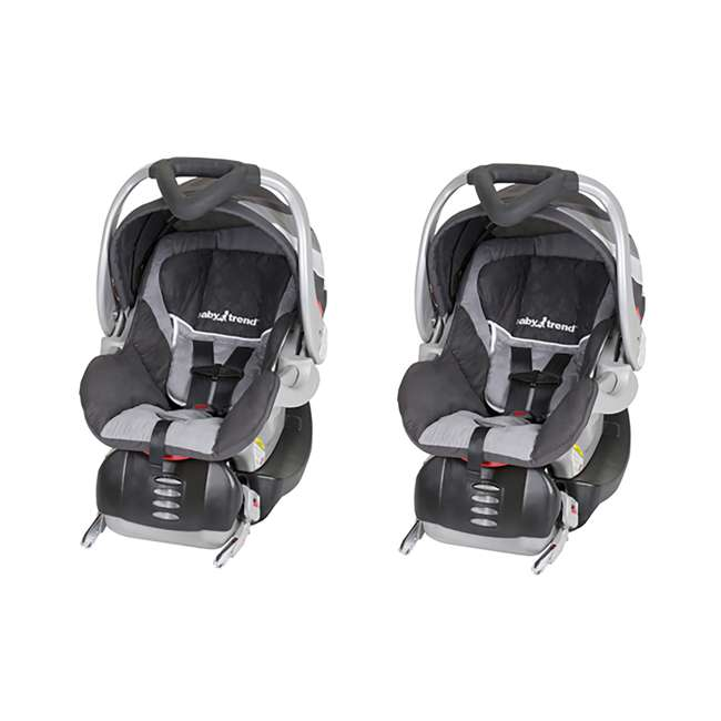b2ab2a16b17 Baby Trend Flex-Loc Infant Car Seat