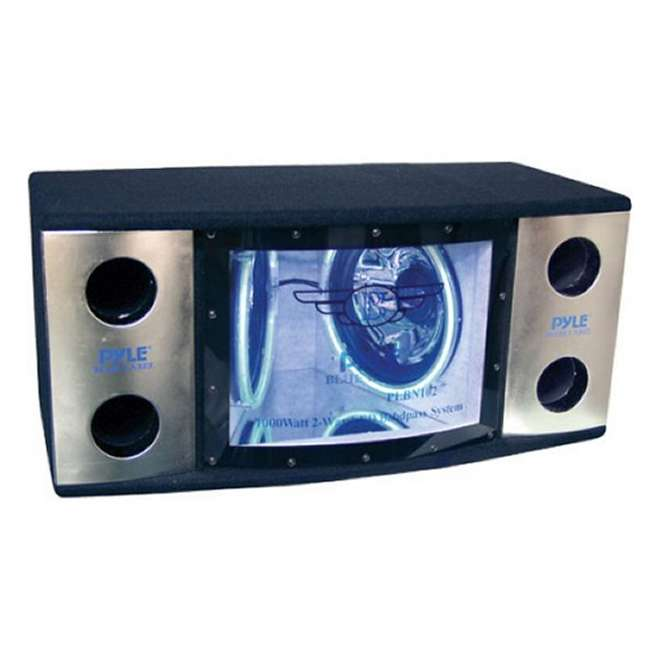 Old [Old 155] Pyle PLBN122 12-Inch 1200W Subwoofer Box System