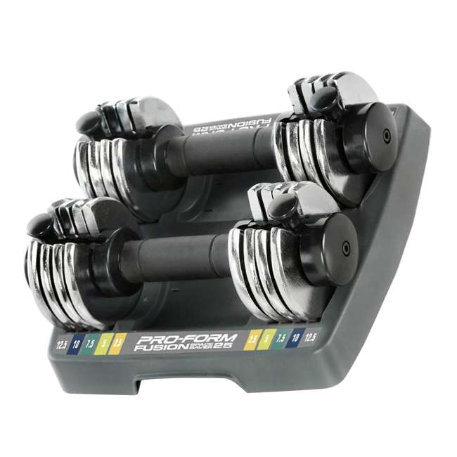 Proform Adjustable Weights Review