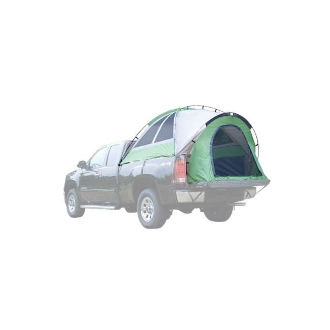 13100 + PPI PV202C Napier BackRoadz 13100 SUV and Minivan Tent w/ GreenAirBedz Inflatable Pickup Truck Air Mattress 1