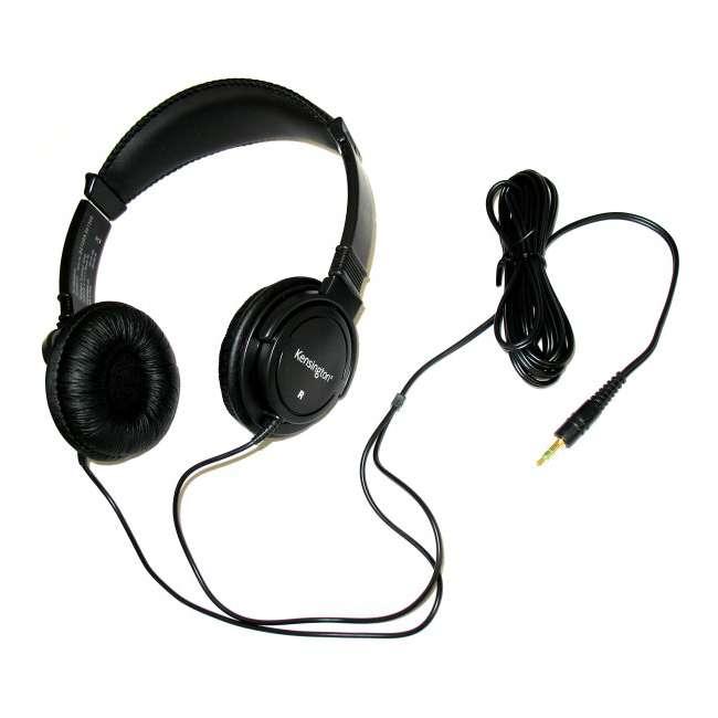 33137 Kensington 33137 Hi-Fi Stereo Headphones