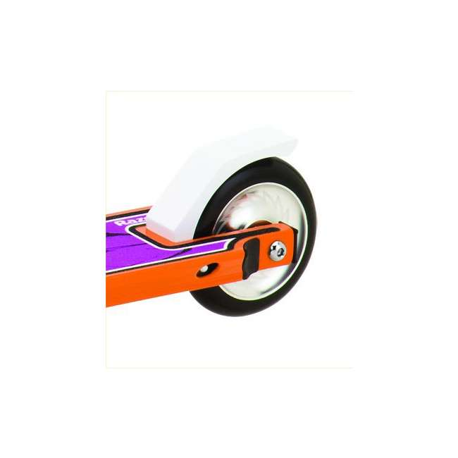 13018180 Razor Pro El Dorado Deluxe Kids Kick Scooter, Orange (2 Pack) 3