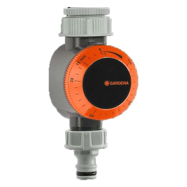 GARD-31169 Gardena Mechanical Water Timer with Flow Control