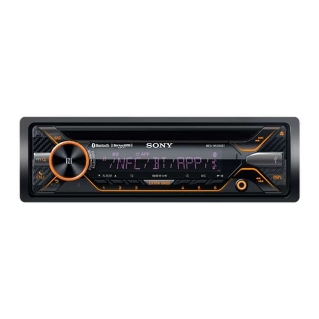 MEXN5200BT-OB Sony MEXN5200BT CD Player Receiver with Bluetooth (Open Box) 2