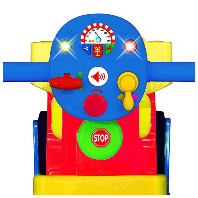 054080 Kiddieland Disney Mickey Mouse Battery-Powered Ride-On Train 1