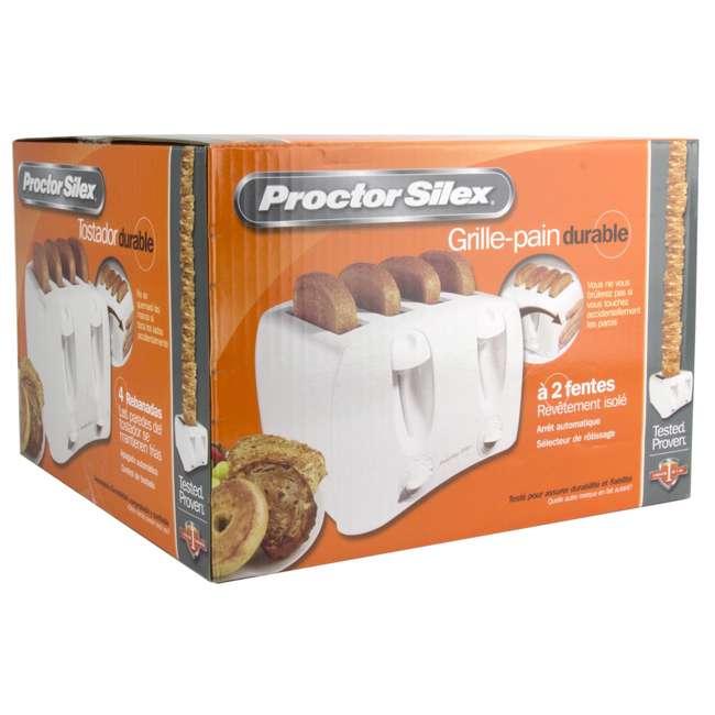 24605Y Proctor Silex 24605Y 4-Slice Toaster| 24605Y 5