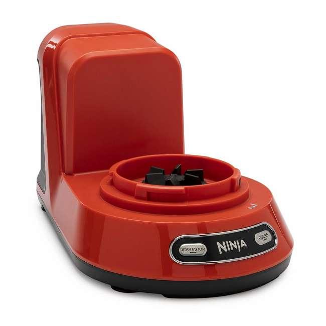 NN310_EGB-RB Ninja 400W 4 Cup Precision Chopping Food Processor Bowl with Auto-Spiralizer 1