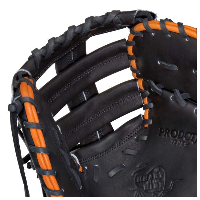 PRODCTJB Rawlings Heart of the Hide 13-Inch First Base Mitt Adult Baseball Glove 3