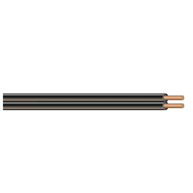 55213143 Southwire 100-Foot 10-Amp Outdoor Lighting Cable, Black (2 Pack) 2