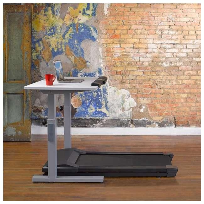 TR800-DT5-U-A LifeSpan Walking Fitness Treadmill Desk Workstation for Office (Open Box) 4