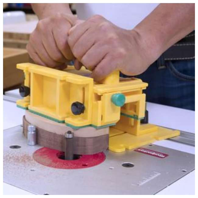 GR-200 Microjig GR-200 Woodworking Advanced 3D Table Saw Pushblock 4
