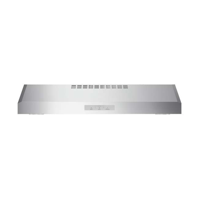 PVX7300SJSS-U-C GE Profile 30 Inch Under the Cabinet Hood Stainless Steel Range Vent (For Parts) 1