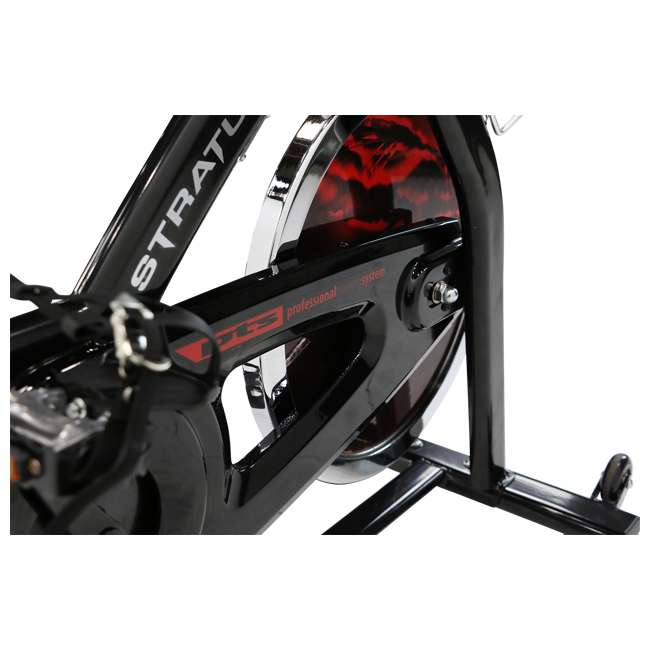 STRATUM GS II Stratum GS Stationary Indoor Cardio Exercise Fitness Cycling Cycle Bike 1