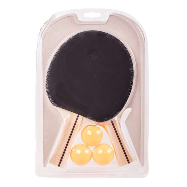 T1352-U-A Ping Pong 2-Player Performance Racket and Ball Set (Open Box) 6